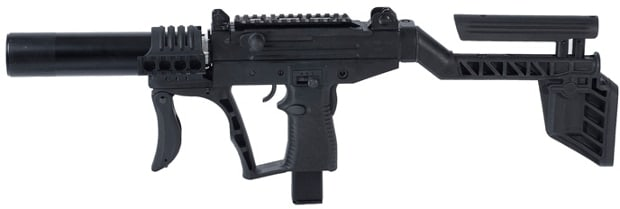 UZI PRO with silencer