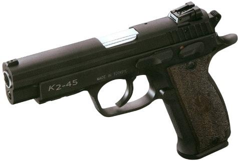 Bargain Hunting: the SAR K2  45 ACP - Guns com