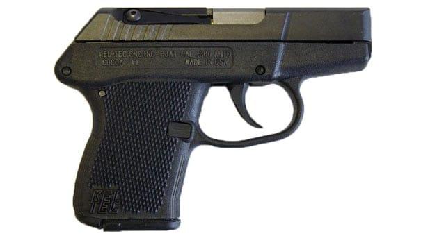 Kel Tec P-3AT .380 pistol