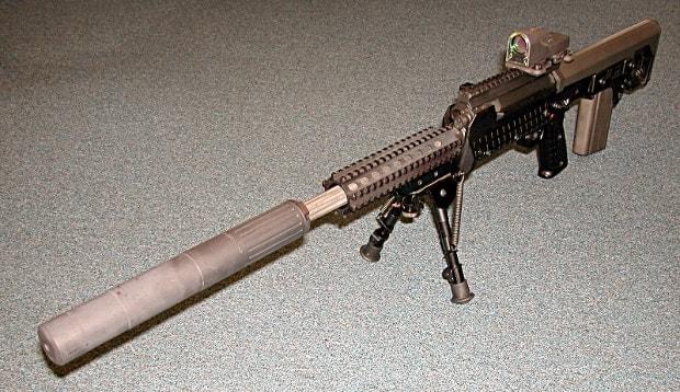 user photo of rfb rifle on ground