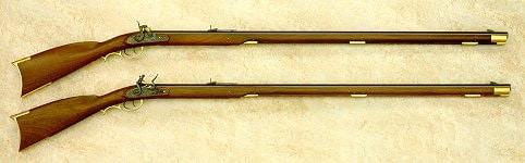 The Kentucky Rifle.