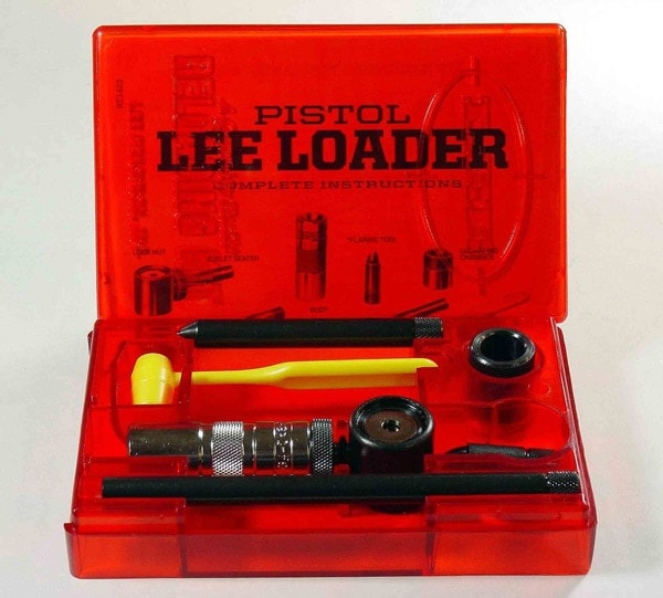 The Lee Loader in a box