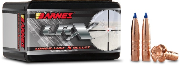 Barnes LRX Long Range Hunting Self Defense Bullets Ammo Ammunition Reloader Reload