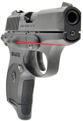 LaserLyte Side Mount Laser for Ruger LC9 and Kel-Tec PF9