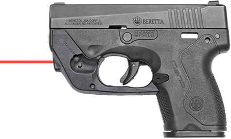 beretta nano with lasersight