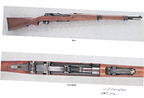 George Luger's Battle Rifle