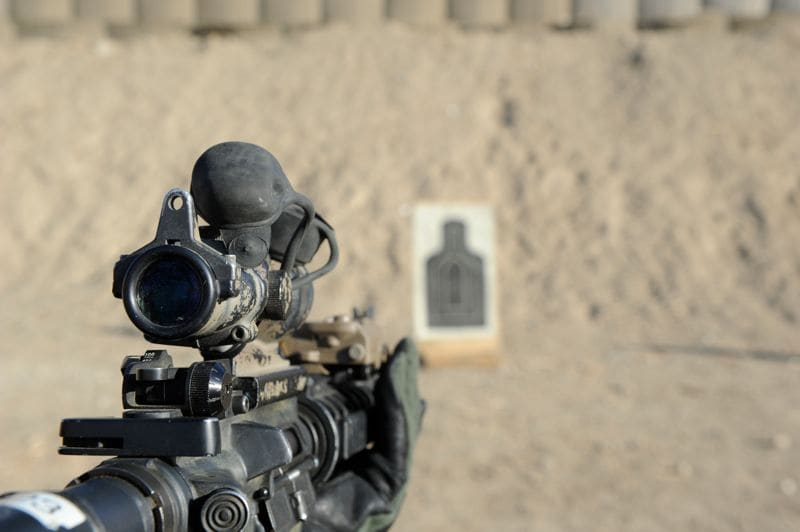 US Army M4