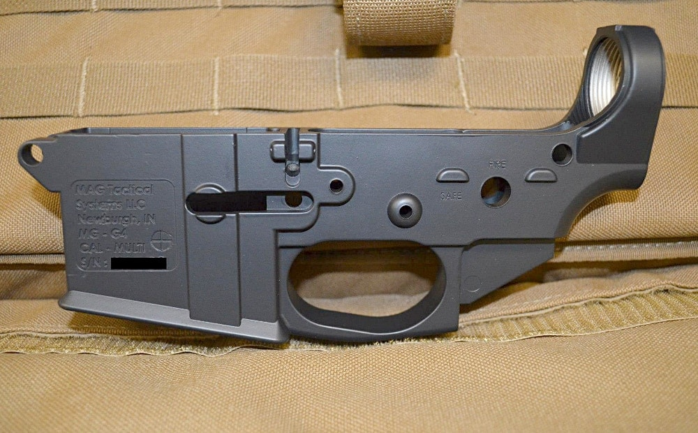 MAG Tactical Systems Black