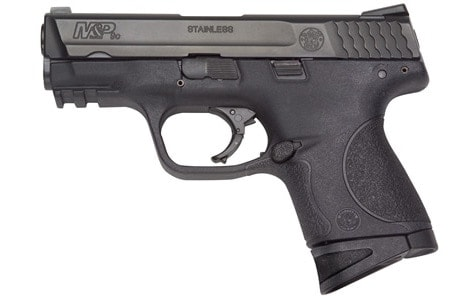 smith and wesson m&p9 shield handgun