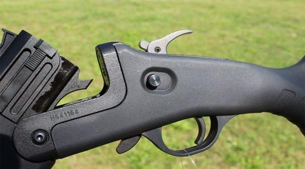 The Model 42's Hammer