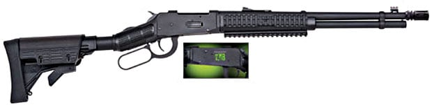 mossberg 500 chainsaw