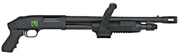 mossberg zombie gun