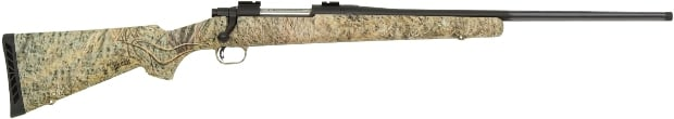 Mossberg 4x4 in camo on white background