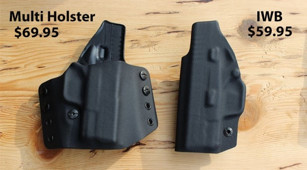 The Multi Holster and the IWB