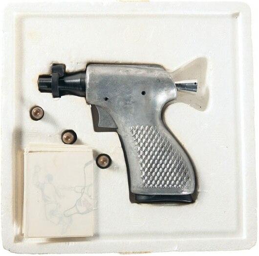 Mystery Gun