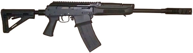New Saiga 12 for Competition