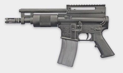 The OA-93 From Olympic Arms