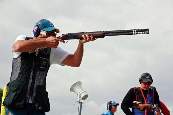 Michael Diamond Trap Shooting
