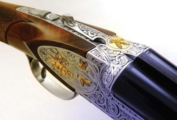 Ottoman Guns Leo engraving