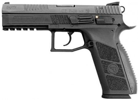 P-09 Duty pistol