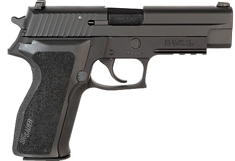 SIG P226 With E2 grips