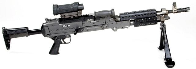 colt m240 rifle