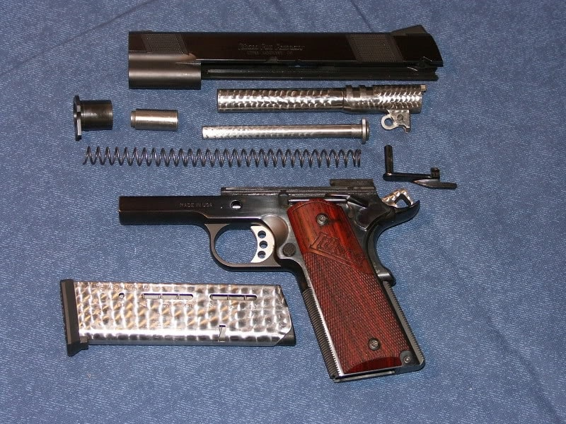 Supreme 1911 from Ithaca