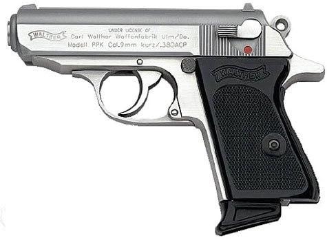 Walther PPK Manufactured by Smith & Wesson