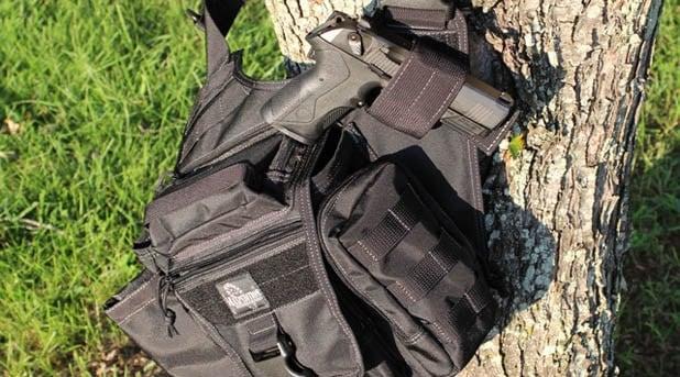 Beretta PX4 and a Maxpedition E.D.C.