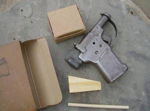 Vintage Ordnance FP-45 Pistol Replica