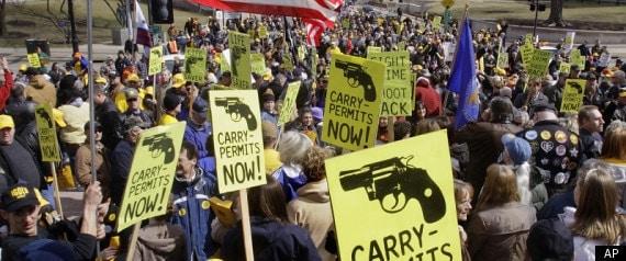 illinois gun carry rally