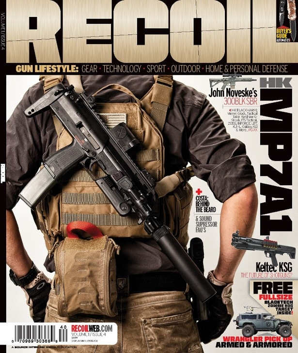 RECOIL Magazine: the fated issue