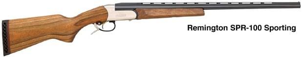 Remington SPR 100 Sporting