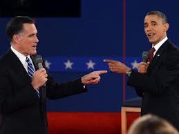 Romney-Obama debating