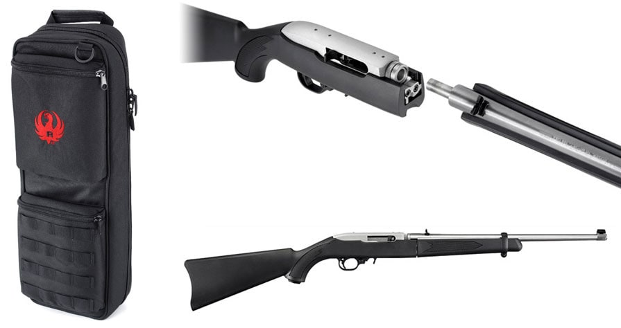 Ruger 10/22 Takedown package