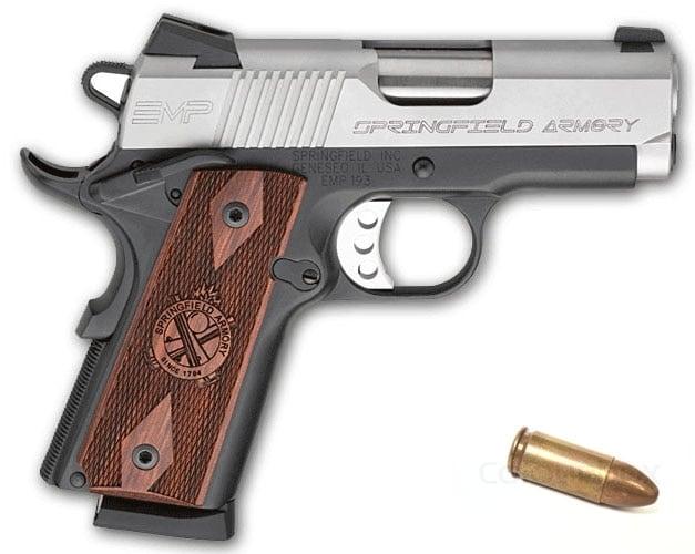 Springfield EMP 1911 pistol