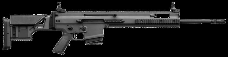 SCAR-H TPR