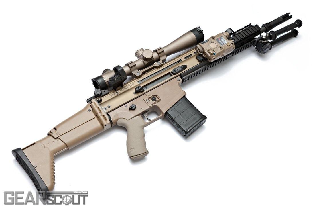 Handl Defense SCAR Lower