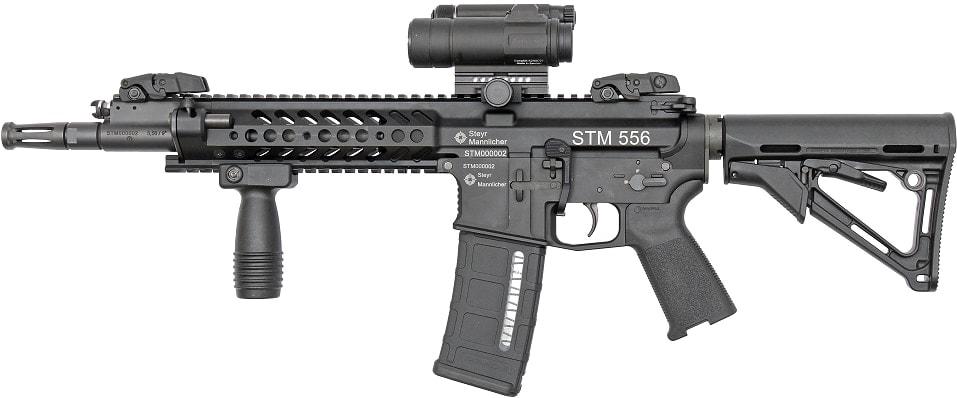 STM 556 SBR