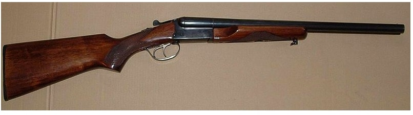 shotgun single barrel
