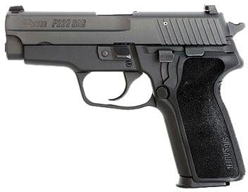 P229 SAS with E2 grips