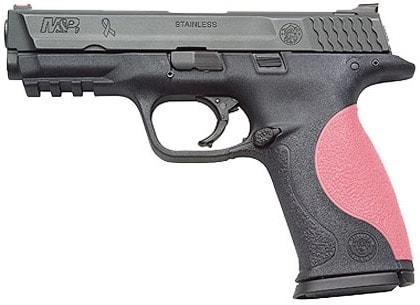 Smith & Wesson M&P Julie Goloski Golob pistol