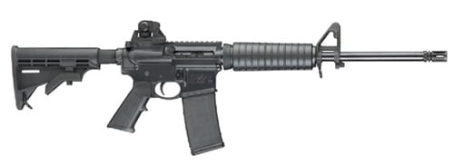 smith and wesson mp15 short