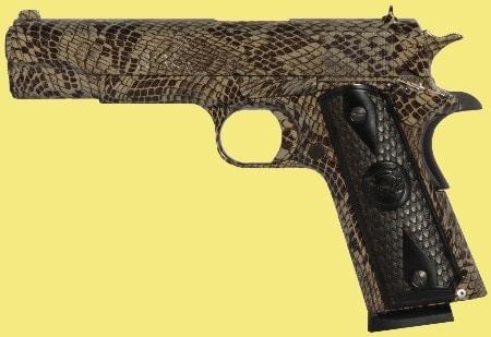 Iver Johnson 1911 Snake Series