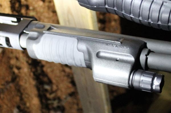 surefire forend on rifle