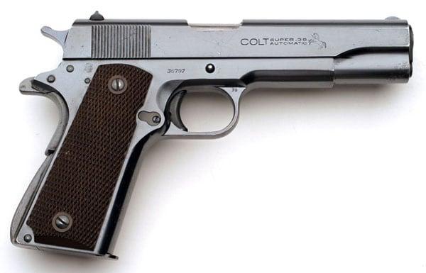 Colt 1911 Super .38