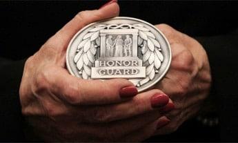 Honor Guard badge