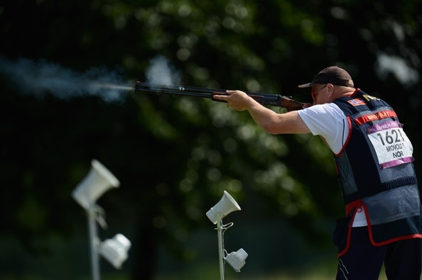 Men's Skeet Shooting