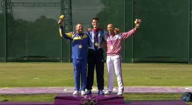 Olympic Medalists in Men's Double Trap