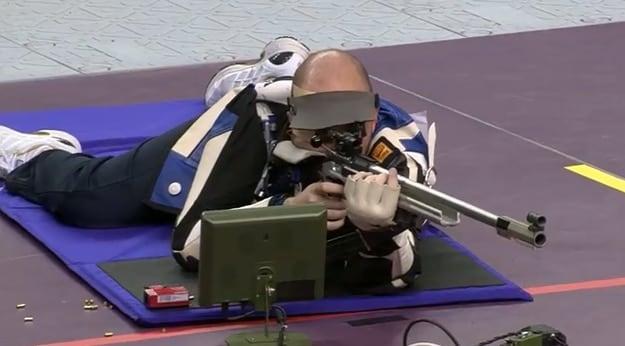 Men's Prone 50m 2012 olympics
